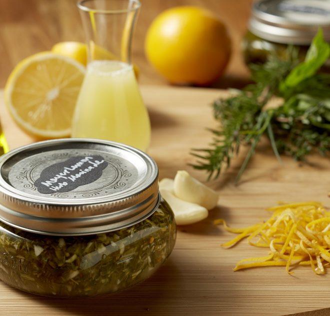 Meyer Lemon & Herb Marinade