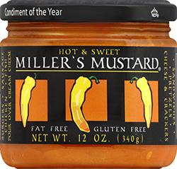 Miller's Mustard Deviled Eggs