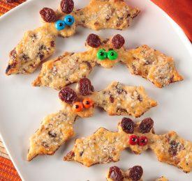 Halloween Boo Bats