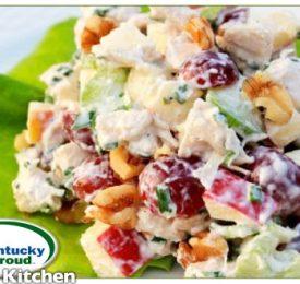 Chicken Waldrof Salad