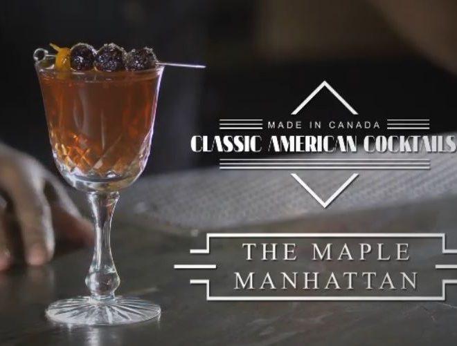 The Maple Manhattan
