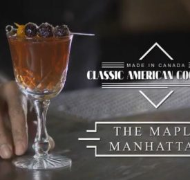 Manhattan à l'érable