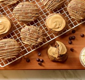 Chewy Almond Power Cookie